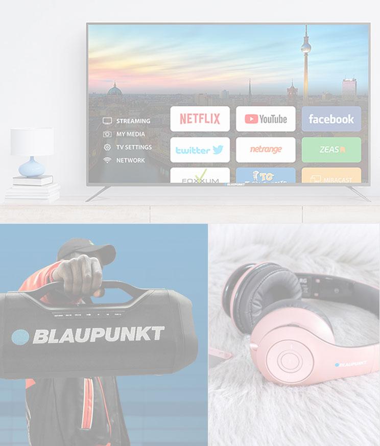 Blaupunkt Licensing Electronics