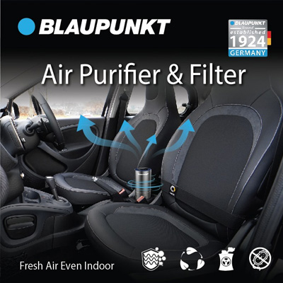 Blaupunkt in-car accessories