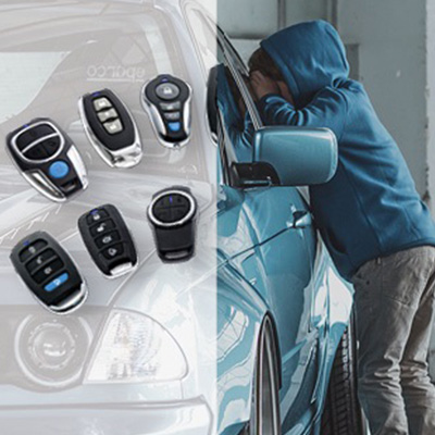 Blaupunkt brand licensing car alarm