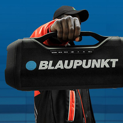 Blaupunkt licensing audio and bluetooth speaker